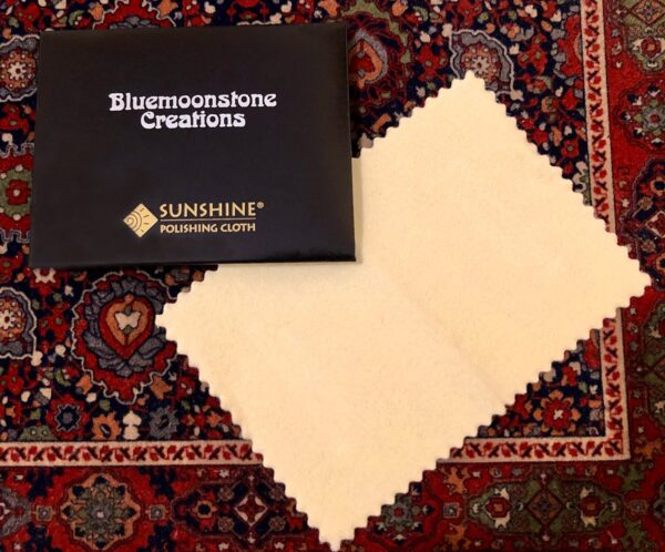 Bluemoonstone Creations Polish Cloth