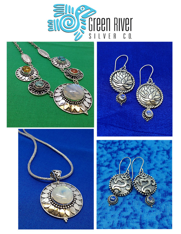 Bluemoonstone Creations Press-Interview by Green River Silver Co.