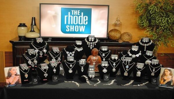 Bluemoonstone Creations Interview on The Rhode Show
