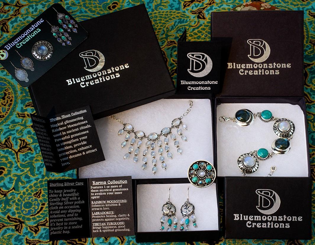 Bluemoonstone Creations Gift Box
